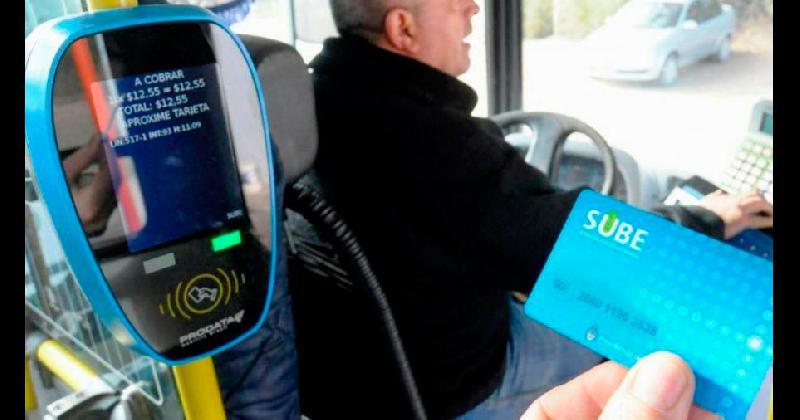 La limitacioacuten de los viajes a traveacutes de la tarjeta SUBE estaacute en etapa de anaacutelisis y desarrollo