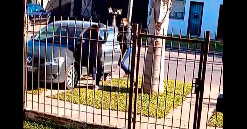 el robo se produjo el uacuteltimo jueves y ya detuvieron a los delincuentes