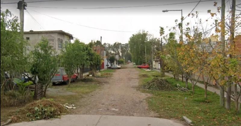 El barrio donde apareció muerto Zelaya con un tiro en la cabeza
