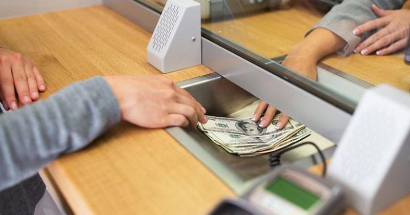 Inhabilitados para comprar dólar ahorro