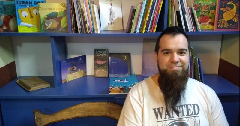 David García creador de Noviembre