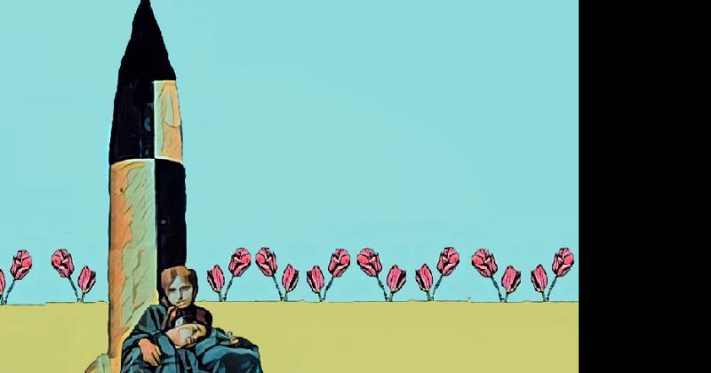 La ilustración es de Javier Pollasqui y el diseño de Pablo Funes