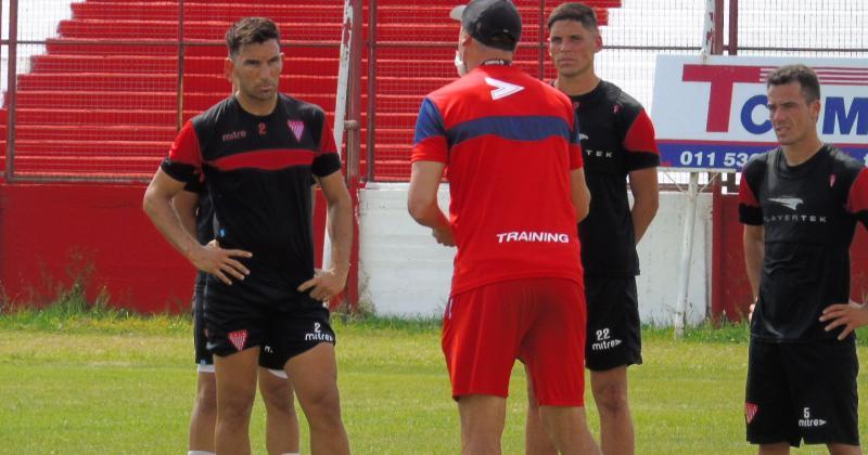 Cavalieri trabaja en el nuevo equipo