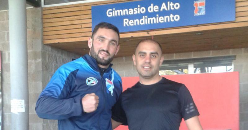 Karalitzky enfrenta una gran chance ante Yamil Peralta