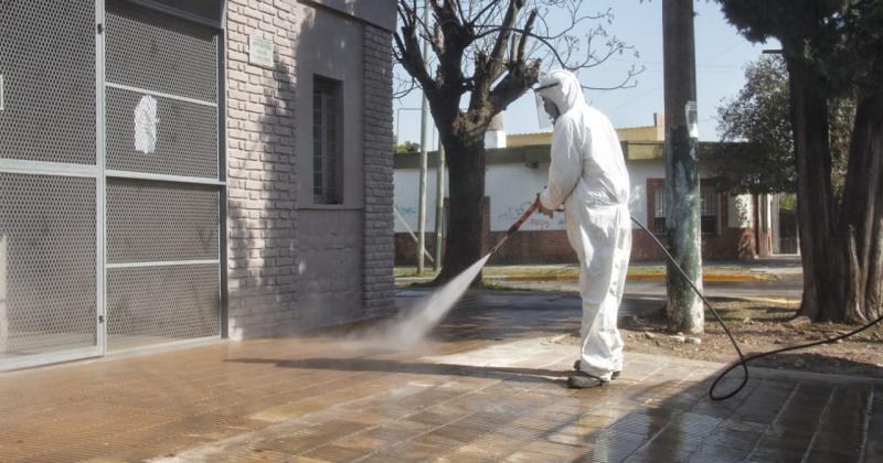 Una nueva muerte informó el municipio de Lomas