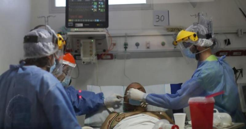 Son 5038 los internados en unidades de terapia intensiva
