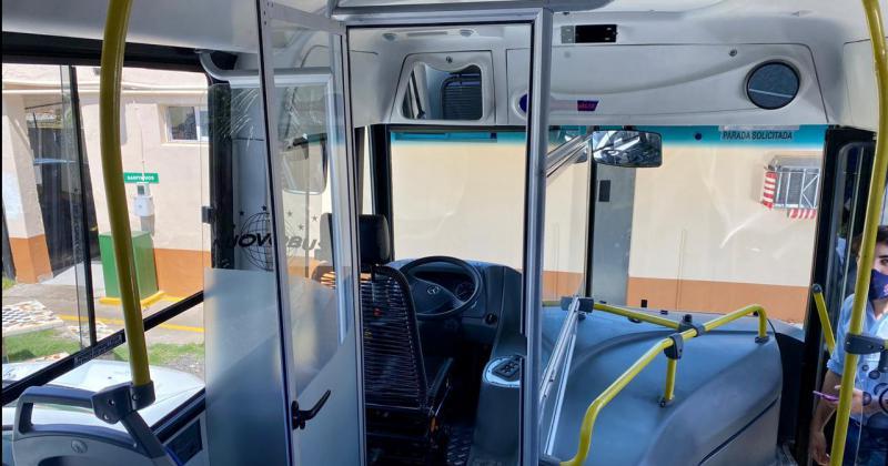 Es la primera cabina del país y se estrenar? en Lomas