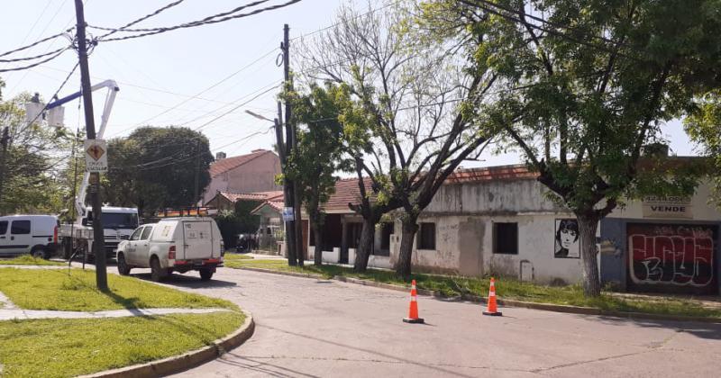 Villa Galicia y Banfield fueron algunas de las zonas afectadas