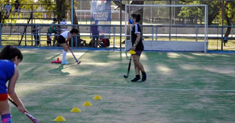 En diciembre ya se realizaron algunas clases en el Parque