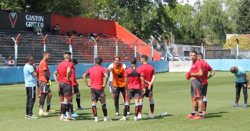 El Tricolor puso marcha a los entrenamientos en el estadio