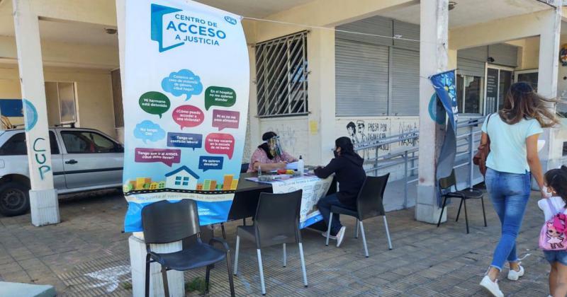 Las mesas del CAJ siguen acompañando a la comunidad