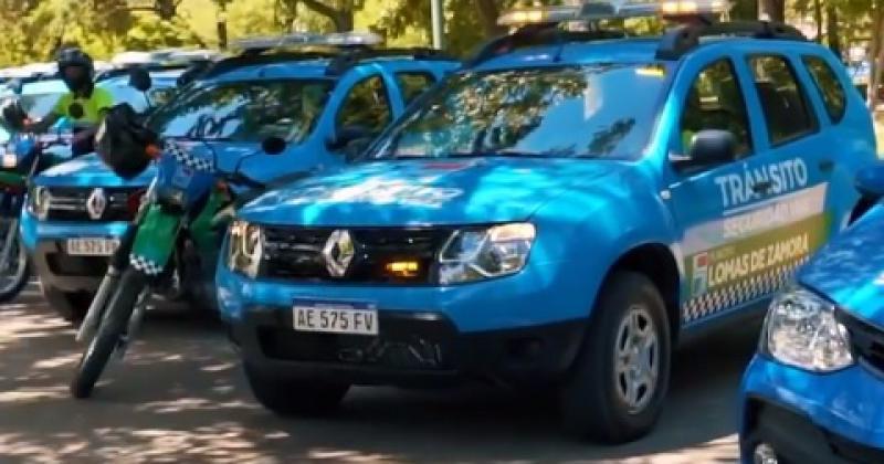 Nuevos vehículos para Tr?nsito en Lomas
