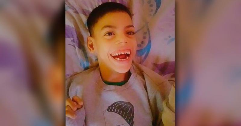Benjamín tiene 8 años y sufre de par?lisis cerebral
