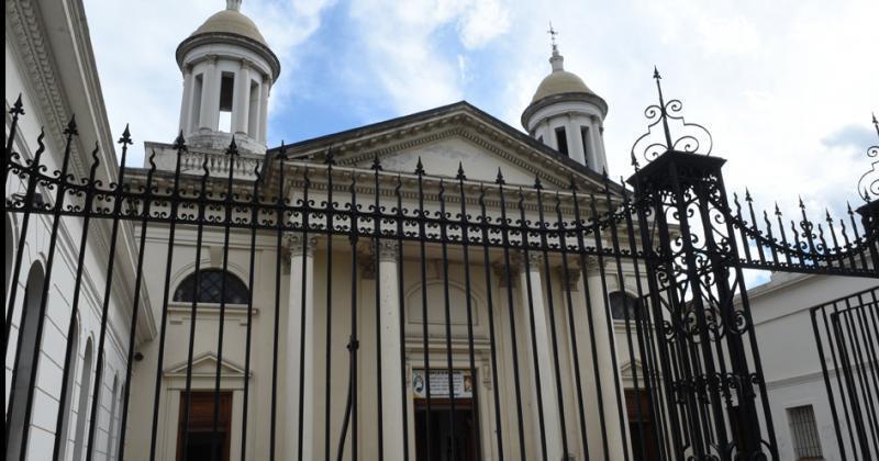 La Catedral de Lomas epicentro de misas