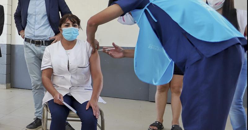 El Programa de vacunación avanza en todo el país