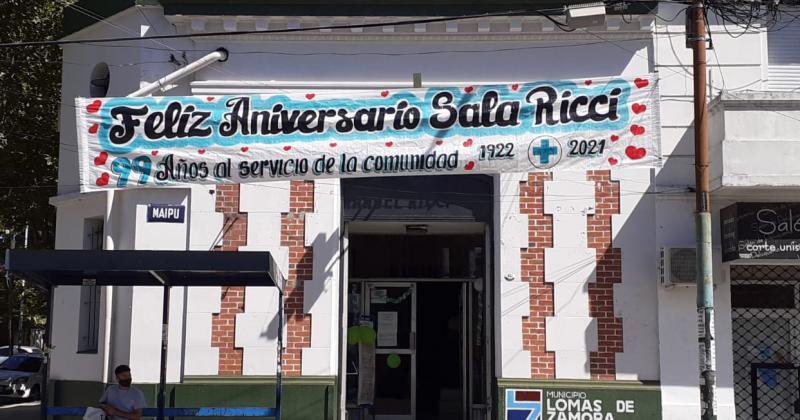 Sala de Primeros Auxilios Dr Manuel Ricci