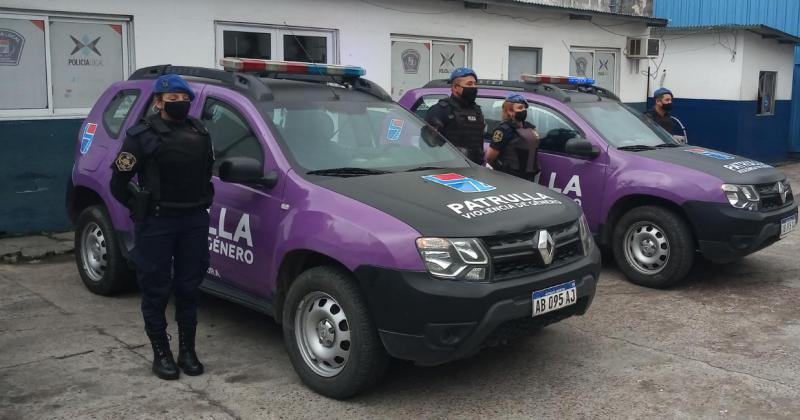 Ya circulan dos patrullas especiales