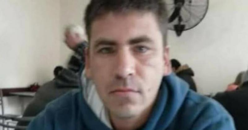 Sergio es esquizofrénico y estaba desaparecido desde el lunes