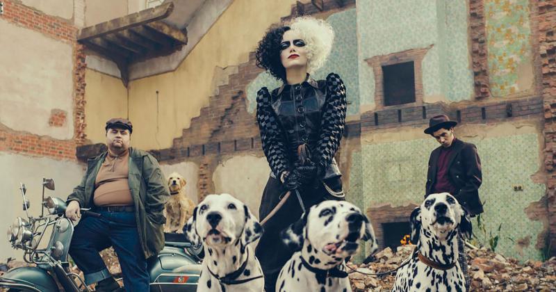 Emma Stone la nueva villana