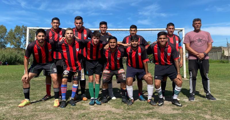 El equipo de primera de Defensores de Villa Niza