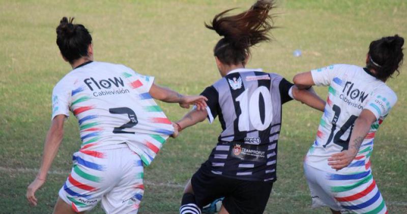 Ayelén Acuña goleadora del equipo de Gerli