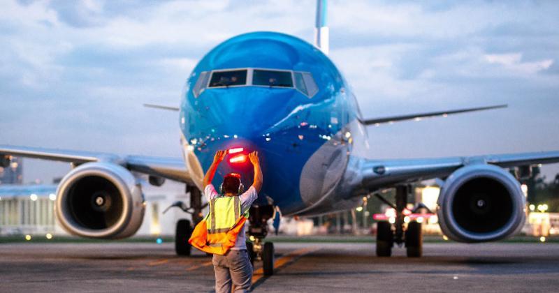 Los vuelos y los micros de larga distancia seguir?n funcionando