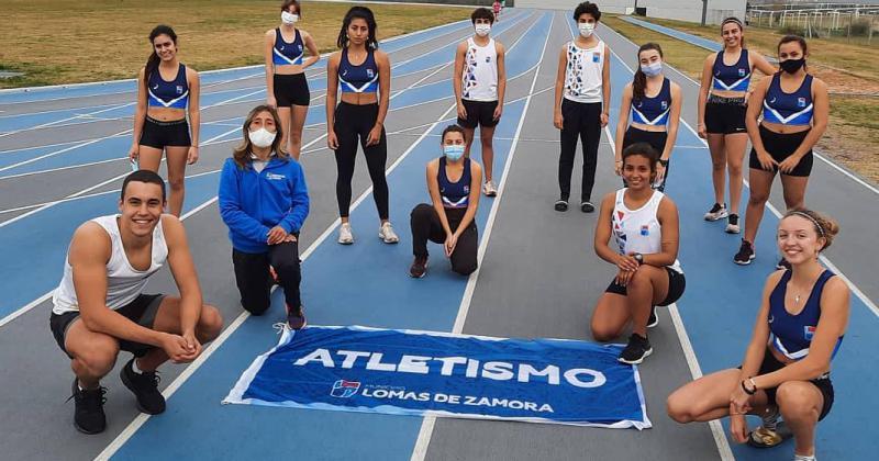 Un total de 15 jóvenes de Lomas participaron en las pruebas