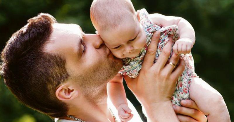 Un espacio para ellos y su rol paterno