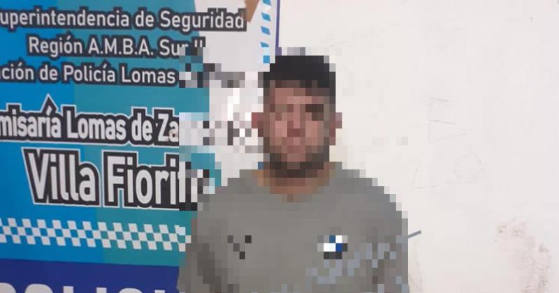 Uno de los detenidos