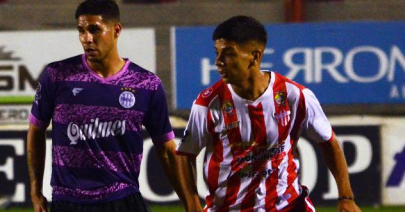 Cantero con 16 años debutó ante Sacachispas