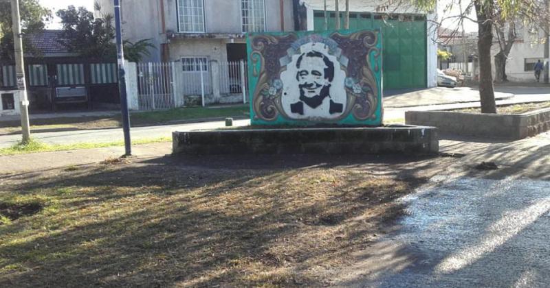 El evento concluir? en la Plaza Pablo Pedro Turner de Budge