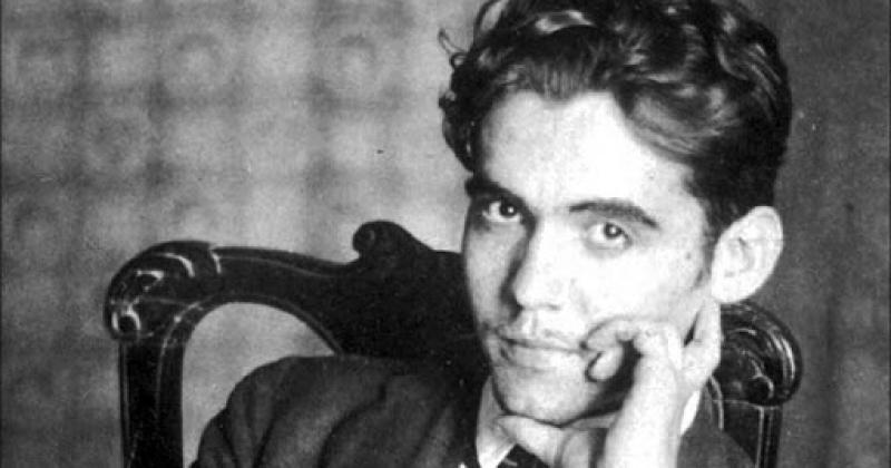 García Lorca fusilado por el franquismo
