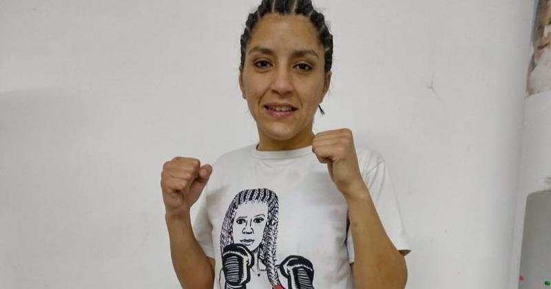Barbi Rivas es la N°4 del país en su categoría