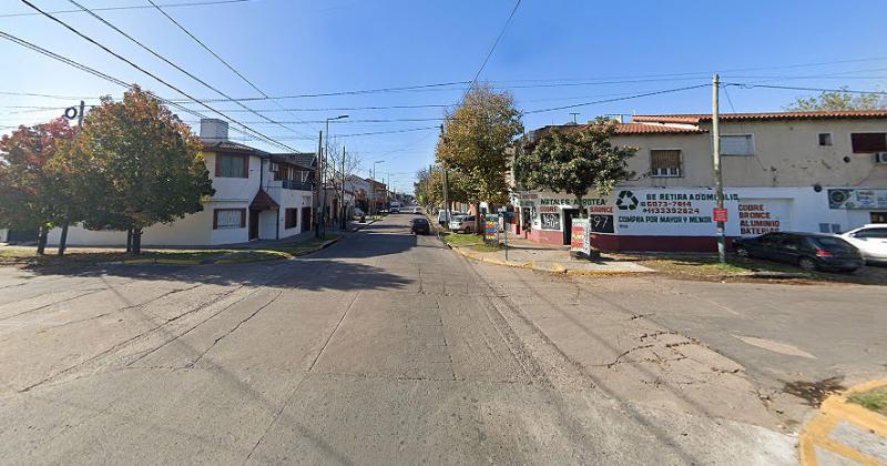 La zona afectada es el bario La Victoria