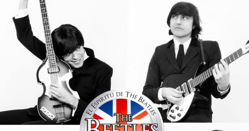 Una noche Beatle