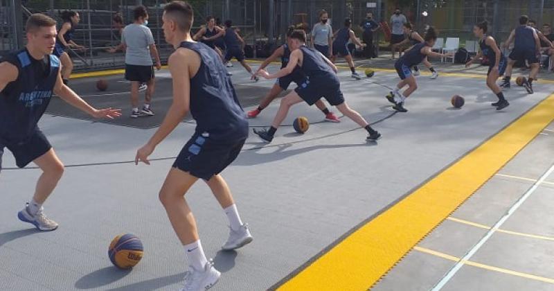 Los entrenamientos se realizan en Vélez