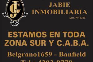Casas Alquiler Sin datos Buenos Aires INMOBILIARIA GABRIELA JABIE