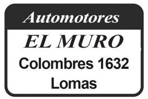 Autos Sin datos  AUTOMOTORES EL MURO