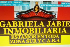 Departamentos Alquiler Sin datos Buenos Aires ALQUILO DEPARTAMENTO BANFIELD