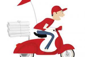 Ofertas de Trabajo  BUSCO REPARTIDOR CON MOTO