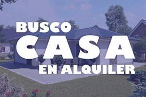 Casas Alquiler Sin datos Buenos Aires BUSCO CASA EN ALQUILER